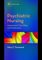 Townsend M (2011) Essentials of psychiatric mental health nursing: concepts of care in evidence-based practice, Philadelphia, PA: F. A. Davis.