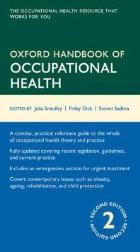 Smedley J, Finlay D and Sadhra S (2013) Oxford handbook of occupational health, Oxford: Oxford University Press.