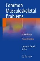 Daniels J M (ed.) (2015) Common musculoskeletal problems: a handbook. 2nd edn. Cham: Springer.