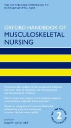 Oliver S M (2020) Oxford handbook of musculoskeletal nursing. 2nd edn. Oxford: Oxford University Press.