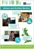 RCN Library and Archive Service poster