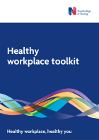 Royal College of Nursing (2015) Healthy workplace toolkit: health workplace, healthy you, London: RCN. Supports you to create healthy working environments