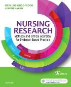 Lobiondo-Wood G and Haber J (2018) Nursing research: methods and critical appraisal for evidence-based practice (9th edition), St Louis, Mo: Elsevier