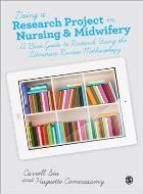 Siu C and Comersamy H (2013) Doing a research project in nursing and midwifery: a basic guide to research using the literature review methodology, London: Sage