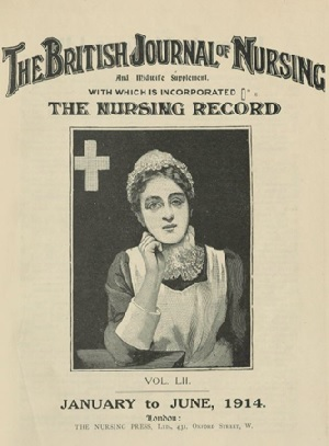 Historical Nursing Journals Royal College Of Nursing