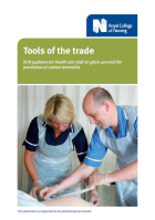 Tools of the trade: RCN guidance for health care staff on glove use and the prevention of contact dermatitis