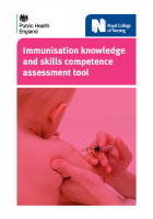 Immunisation knowledge and skills competence assessment tool
