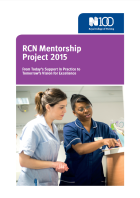 RCN mentorship project 2015: from today's support in practice to tomorrow's vision for excellence