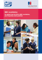 An update from the RCN on NMC revalidation plus frequently asked questions