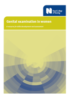 Genital examination in women: a resource for skills development and assessment