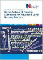 Royal College of Nursing (2018) Advanced level nursing practice. Royal College of Nursing standards for advanced level nursing practice, London: RCN.