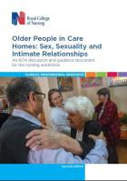 Older people in care homes: sex, sexuality and intimate relationships