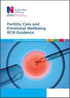 Fertility care and emotional wellbeing