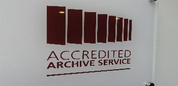 Archive accreditation
