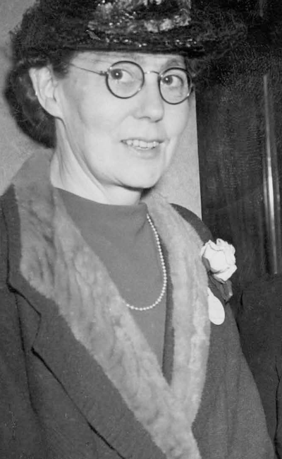 Mildred Hughes