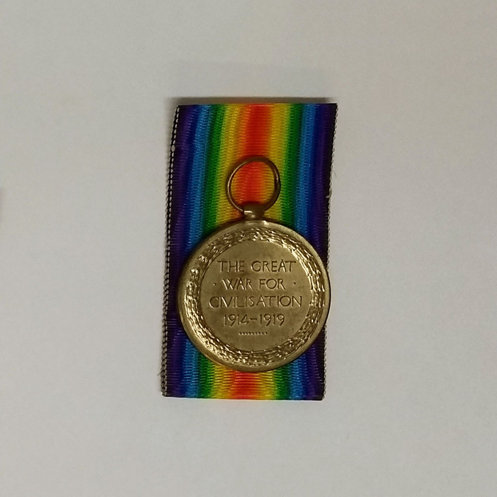 The Allied Victory Medal (1914-1919)
