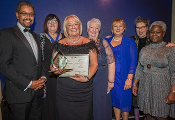 Jean Saunders Nurse of the Year 2019 photo