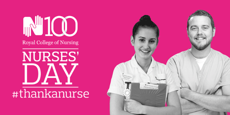 Today is Nurses