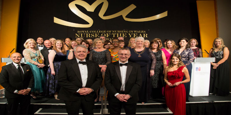 RCN in Wales Nurse of the Year Awards 2016